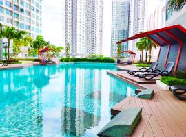Conezion by Salaam Suites, IOI City Mall, Putrajaya, apartment in Putrajaya