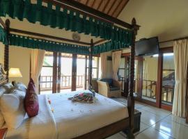 Emerald Villa D-3, accessible hotel in Sanur