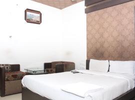 Hotel Galaxy, отель в городе Аллахабад