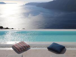 Rocabella Santorini Hotel & Spa, hotel Imerovígliben