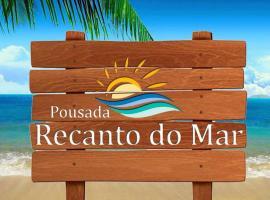 Pousada Recanto do Mar, hotel near Harbor of Navegantes, Navegantes