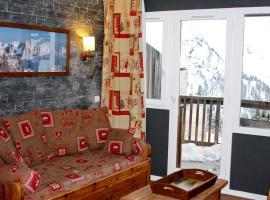 Epicea Avoriaz, de luxe flat, 4th floor, 8/10 ppl, hotel in Avoriaz