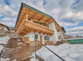 D-Town Lodge by HolidayFlats24, Ferienhaus in Saalbach-Hinterglemm