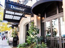Dossier, hôtel à Portland