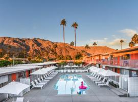 Skylark Hotel, hotel in Palm Springs