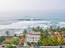 Jayanthi Surf Dreams, hotel in Midigama