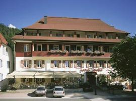 Hotel Löwen, Hotel in Todtmoos