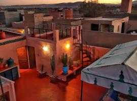 Riad Dar Rita, riad in Ouarzazate