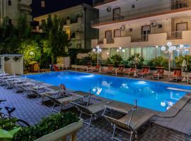 Hotel Beverly, hotel a Rimini, Marebello