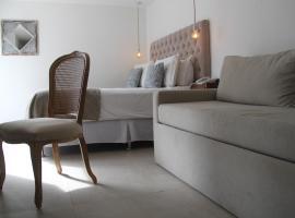 Hotel Florinda 3* Sup, hotel in Punta del Este
