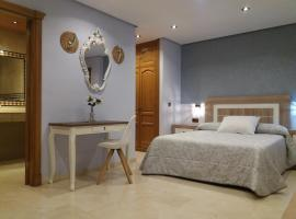 Villa Katerina, budget hotel in Málaga