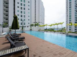 Straits Garden Suites, Georgetown, apartment in George Town