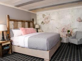Vintage Block Inn & Suites, hotel in Okoboji