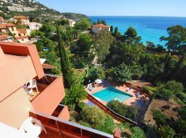 "Résidence ""Le Golfe Bleu"", hotel in Roquebrune-Cap-Martin"
