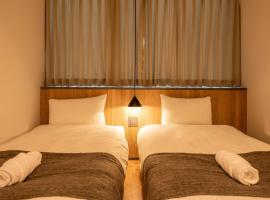 Yeah Room Namba, hotel in Osaka