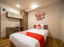 OYO 291 Medan City Syariah, budget hotel in Medan