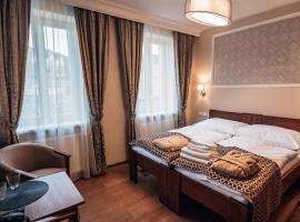 Star Hotel, hotel in Karlovy Vary