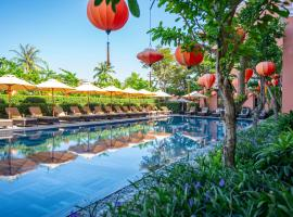 Allegro Hoi An . A Little Luxury Hotel & Spa, hotelli Hoi Anissa