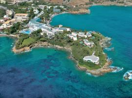 Out Of The Blue Capsis Elite Resort, accessible hotel in Agia Pelagia