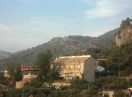 Hotel San Julian, hotel in Burunchel