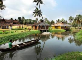 Ameya Kerala, отель в Аллеппи