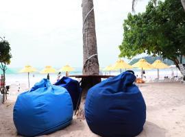 Fresh Wave Mirissa - Beach Front, Hotel in Mirissa