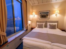 OnRiver Hotels - MS Cézanne, hotel v Budapešti