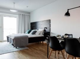 Kuuru Apartments Station, hotel in Oulu