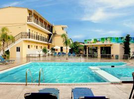La caretta hotel, hotel near Shipwreck Beach, Alikanas