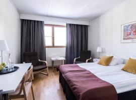 Hotel Hermica, hotelli Tampereella