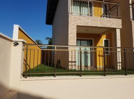 Flat Sol e Mar, apartment in Flecheiras