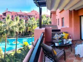 Sunny Apartment Tropical Coast,Granada. Calle Rector Pascual Rivas Carrera, hotel in Motril