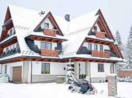 Strzelecki Dworek, hotel near Grapa Litwinka 1 Ski Lift, Białka Tatrzanska