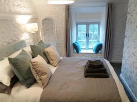 Berryl farm Cottages, hotel near Blackgang Chine, Whitwell