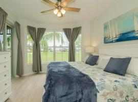 GreenLinks Golf View Villa at Lely Resort, vacation rental in Naples