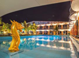 Roman Empire Panglao Boutique Resort, hotel in Panglao Island