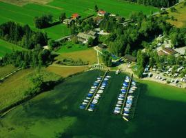 Zum Fischer am See ***S, hotel in Prien am Chiemsee