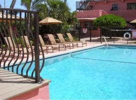 Away Inn, hotel in Lauderdale By-the-Sea, Fort Lauderdale
