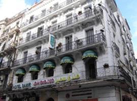 Hotel Samir, hotel in Alger