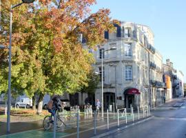Best Western Plus Bordeaux Gare Saint-Jean, hotel near Bordeaux Train Station, Bordeaux