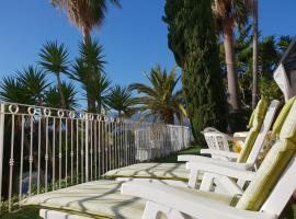 Villa Panoramica, hotel with jacuzzis in Menton