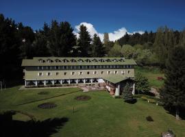 Gran Hotel Panamericano, hotel en San Carlos de Bariloche