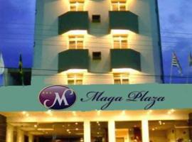 MAGA PLAZA HOTEL, hotel in São José do Rio Pardo