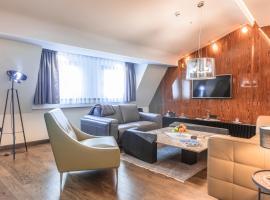 Solun Hotel & SPA, отель в Скопье