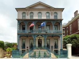 John Rutledge House Inn, hotel in Charleston