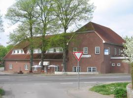 Landpension Strenz, hotel near Rostock-Laage Airport - RLG, Lüssow