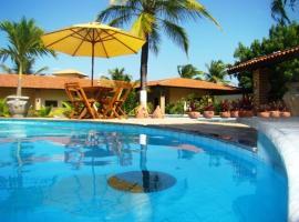 Pousada Casa Dona Rosa, hotel with pools in Cumbuco
