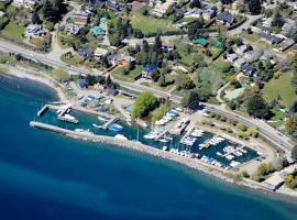 El Nautico Lodge Bariloche, complejo de cabañas en San Carlos de Bariloche
