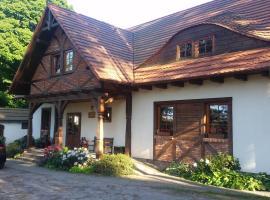 Pokoje Gościnne U Garncarza, budget hotel in Polnica