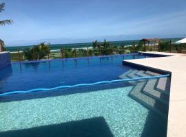 Gabrielly Praia Hotel, hotel near Second Beach, Guaibim